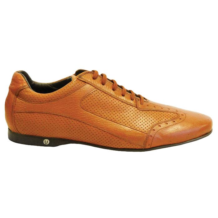 Vestigium Ostrich Sneakers Cognac Image