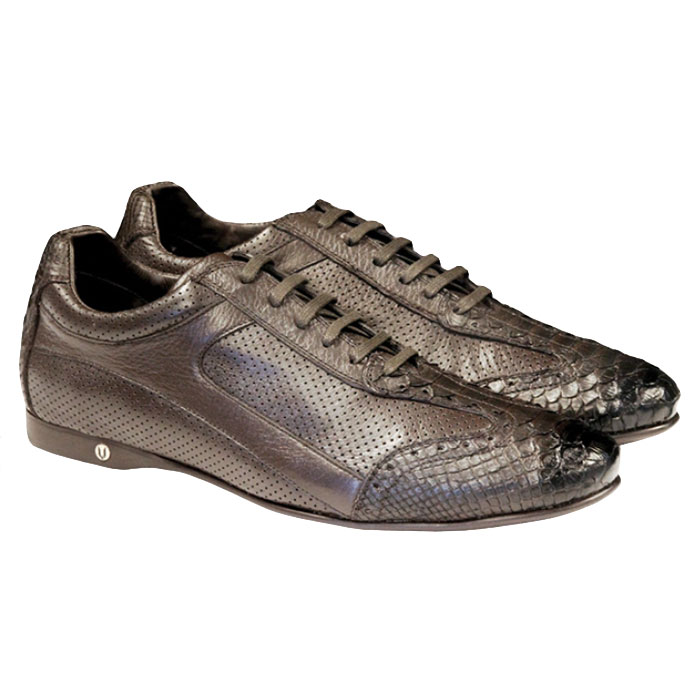 Vestigium Python Sneakers Faded Brown Image
