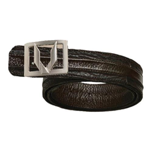 Vestigium Shark Dressy Belt Brown Image