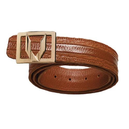 Vestigium Shark Dressy Belt Cognac Image