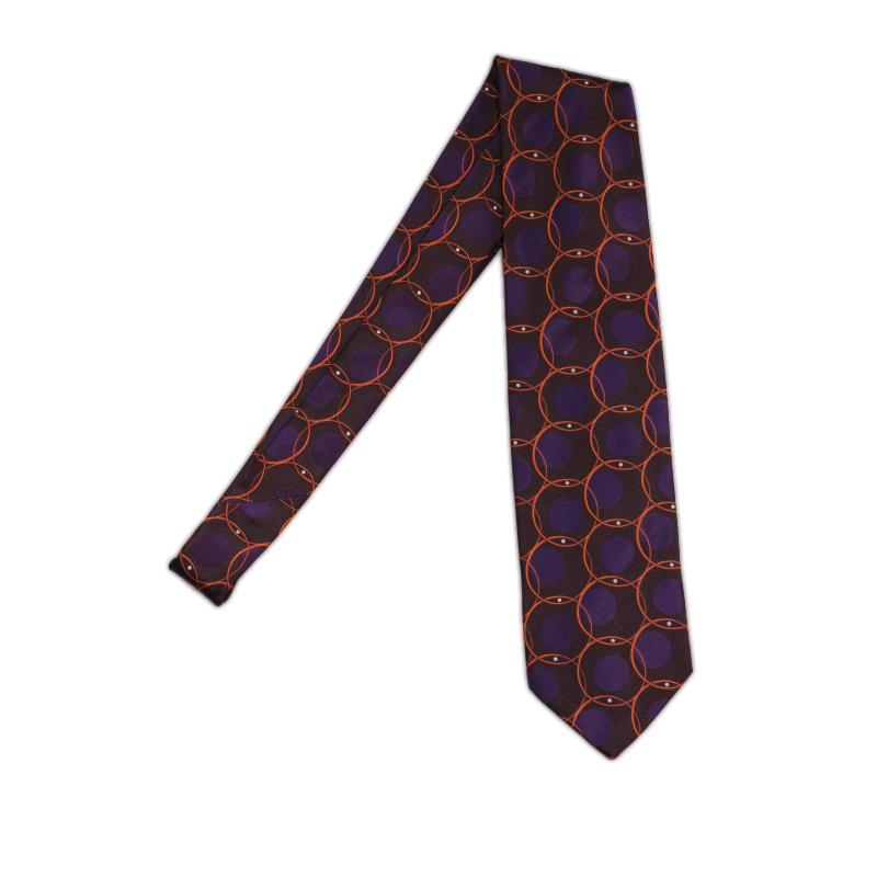 Volare Collection Silk Circles Tie Image