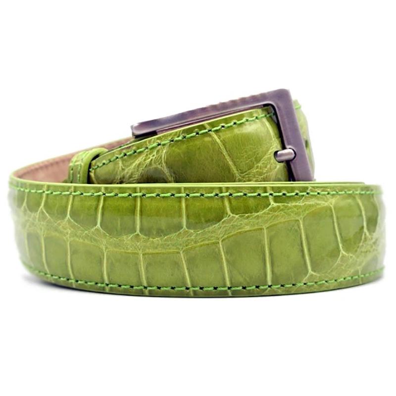 Zelli Alligator Belt Apple Image