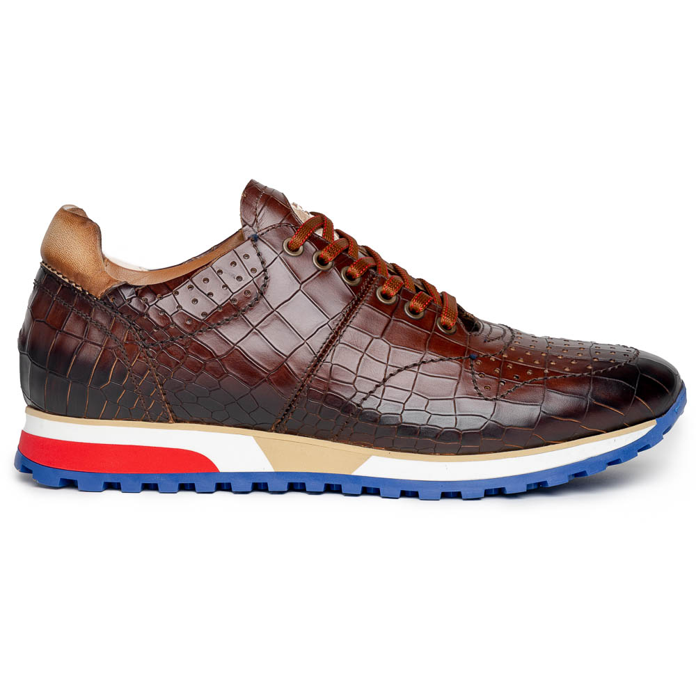 Zelli Rocco Sneakers Brown Image
