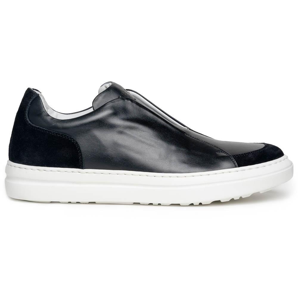 Zelli Spettacola Slip On Sneakers Black Image