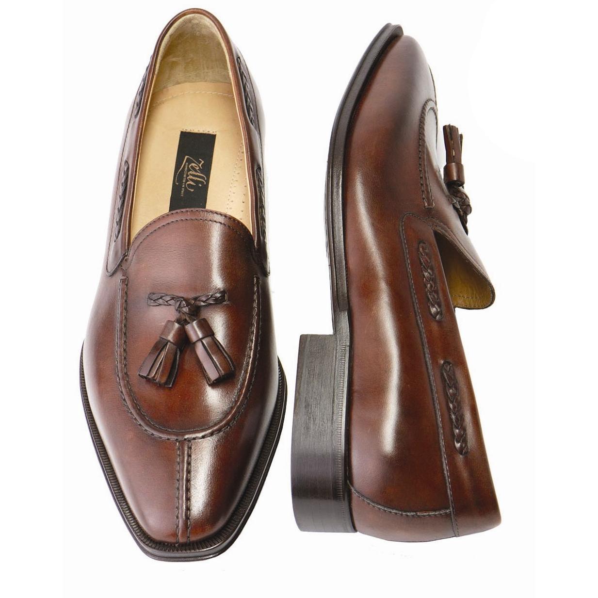 Leather Shoes Website Design Ideas