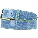 Custom Genuine Alligator Belt Image