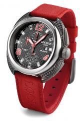 Locman Mens Mare Watch Red 134CRBRD Image
