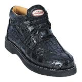 Los Altos Caiman Casual Shoes Black Image