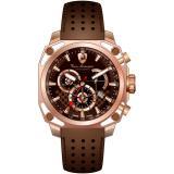 Tonino Lamborghini 4 Screws 4860 Chronographic Watch Brown Image
