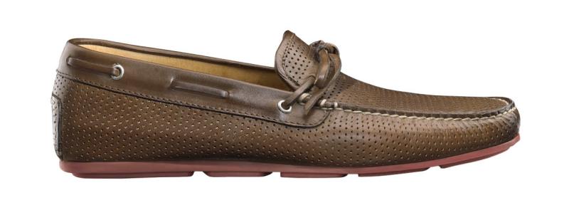 Santoni Toft Driving Shoes