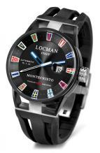 Locman Mens Monte Cristo Italian Yaht Club Watch 511YPV Image
