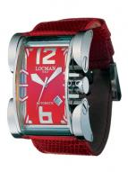 Locman Mens Latin Lover Watch Red 50000RD0005LUR Image