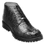 Belvedere Orso Hornback Chukka Boots Black Image