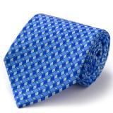 Daniel Dolce Handmade Italian Silk Tie DDP614 Image