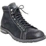 Donald Pliner Mitos 23 Suede Boots Black Image