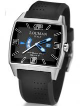 Locman Mens Stealth Watch GMT Video Black 300BKBLBKR Image
