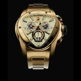 Tonino Lamborghini Spyder 1006 Stainless Steel Chronographic Watch Gold Image
