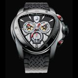 Tonino Lamborghini Spyder 1010 Chronographic Watch Black Image