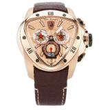 Tonino Lamborghini Spyder 1105 Chronographic Watch Gold Image
