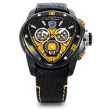 Tonino Lamborghini Spyder 1117 Chronographic Watch Black/Yellow Image
