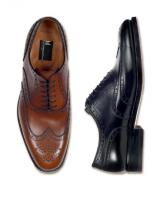 Moreschi Oxford Wing Tip Brogues Image