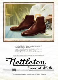 Nettleton Shoes Lifestyle Images 2