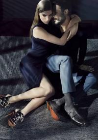 Santoni Italy Shoes Lifestyle Images 2