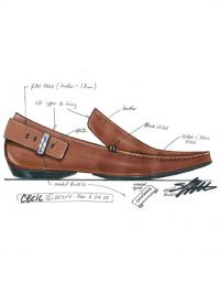 Shane & Shawn Mens Shoes Lifestyle Images 2