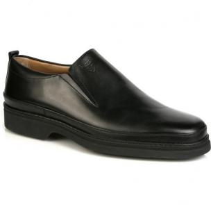 Michael Toschi Balboa Loafers Black Image