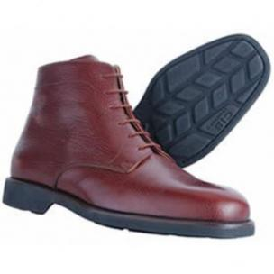 Michael Toschi London Boots Oxblood Image