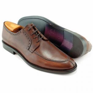 Alan Payne Winter Calfskin Split Toe Shoes Almond Image