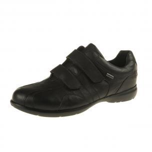 Ara Mens Val Gore-Tex Double Velco Comfort Sneakers Black 28802-01 Image
