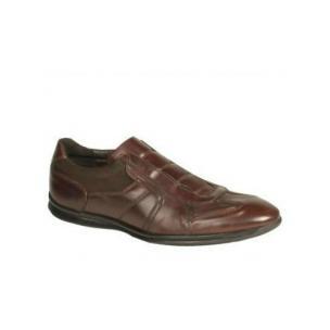 Bacco Bucci Baca Sneakers Dark Tan Image