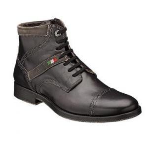 Bacco Bucci Barone Cap Toe Boots Black Image