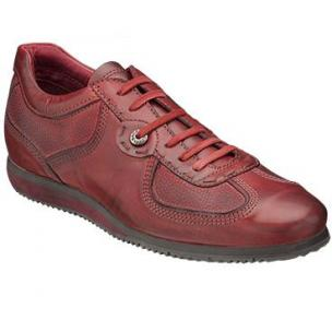 Bacco Bucci Bavaro Sneakers Red Image