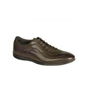 Bacco Bucci Cabral Sneakers Dark Brown Image
