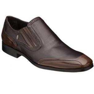 Bacco Bucci Girardi Loafers Brown Image