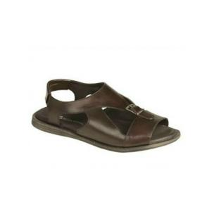 Bacco Bucci Hagen Sandals Dark Brown Image