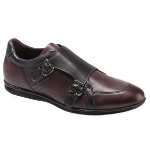 Bacco Bucci Iker Shoes Black Multi Image