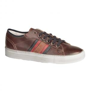 Bacco Bucci Lindy Sneakers Brown Multi Image