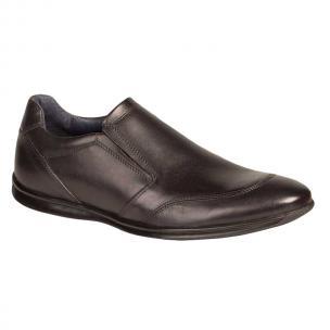 Bacco Bucci Luchino Shoes Black Image