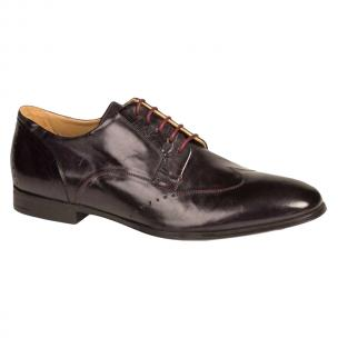 Bacco Bucci Mileti Shoes Black Image