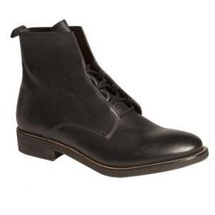 Bacco Bucci Panatta Demi Boots Black Image