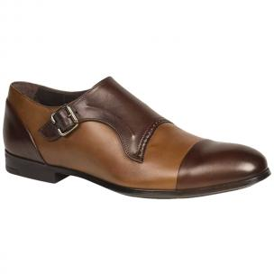 Bacco Bucci Pinelli Shoes Brown Dark Brown Image