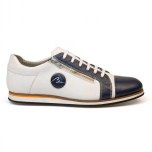Bacco Bucci Ribery Sneakers Blue / White Image