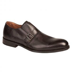 Bacco Bucci Stassi Shoes Black Image
