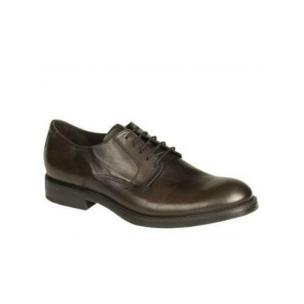 Bacco Bucci Tabone Derby Shoes Black Image