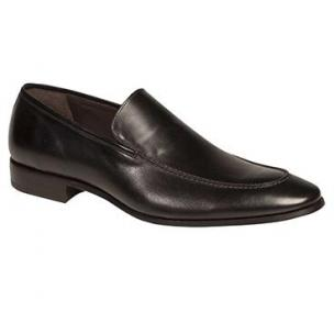 Bacco Bucci Tamaris Calfskin Loafers Graphite Image