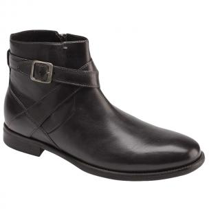 Bacco Bucci Violo Boots Black Image