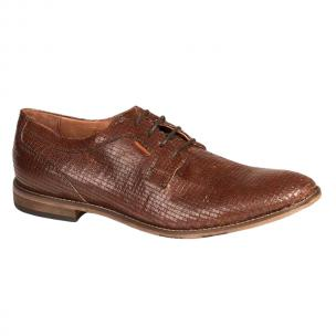 Bacco Bucci Zito Shoes Dark Brown Image